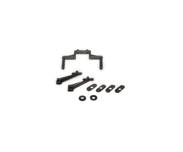LRP 124068 S10 Twister TX Kaszni és szárny tartó 1/10