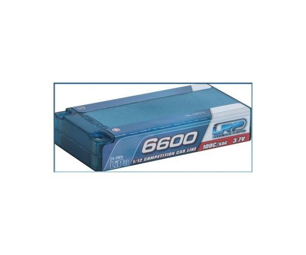 LRP 430212 Akku LiPo 6600mAh 100C 3,7V