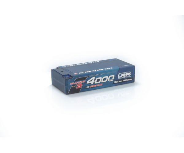 LRP 430275 Akku 4000mAh 7,6V LCG Spec shorty graphene-3