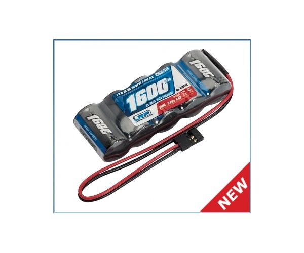 LRP 430603 LRP XTEC RX-pack Straight 2/3A NiMH