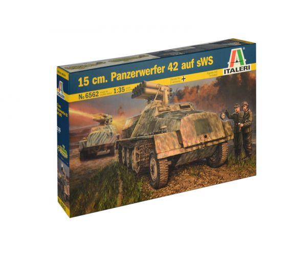 6562S ITALERI Panzerwerfer 42 auf sWS