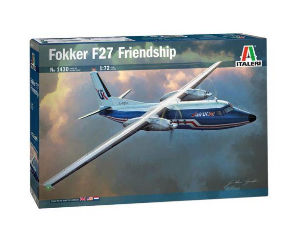 1430 Italeri Fokker F27 Friendship 1:72