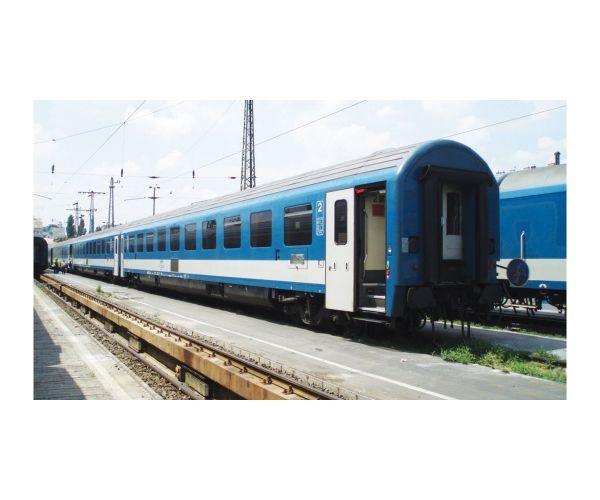 NMJ 403102 Személykocsi 2.o. Bpmz, 20-91 113-7, termes, CAF, MÁV V