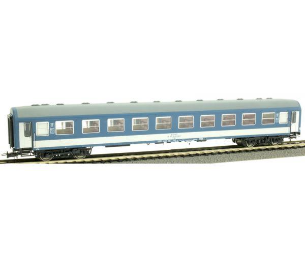 NMJ 410102 Személykocsi 2.o. Bo, fülkés, MÁV H-Start VI, belső világítással, 2. pályaszám