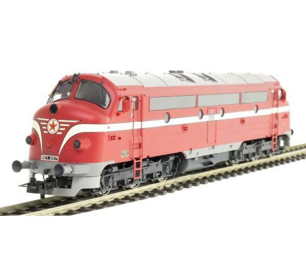 NMJ 90209 Dízelmozdony M61 007 NoHAB, MÁV III
