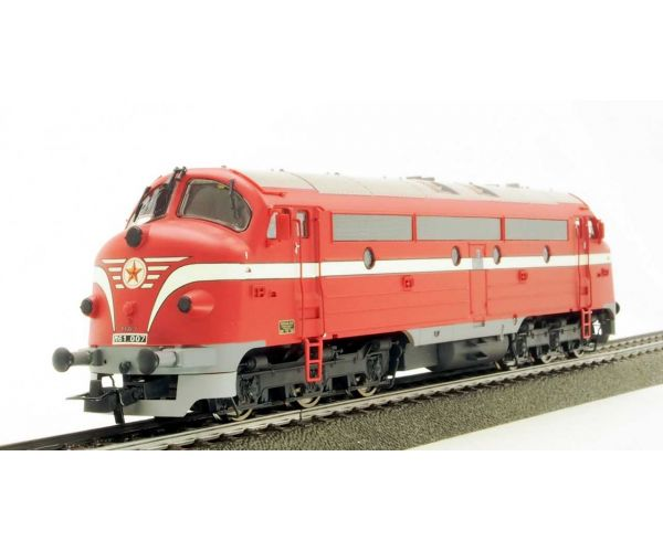 NMJ 90209 Dízelmozdony M61 007 NoHAB, MÁV IV