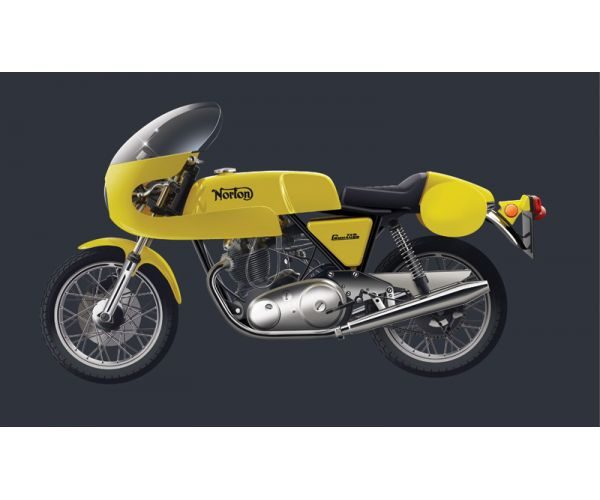 Italeri 4640 NORTON 750 COMMANDO PR