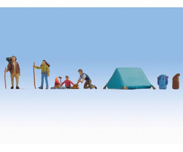 NOCH 15876 Camping