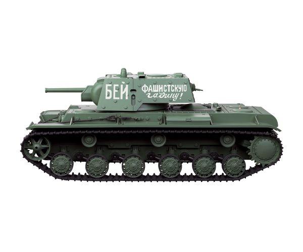 KV-1S RC tank