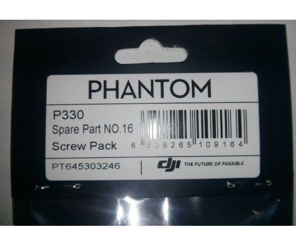DJI Phantom csavar szett