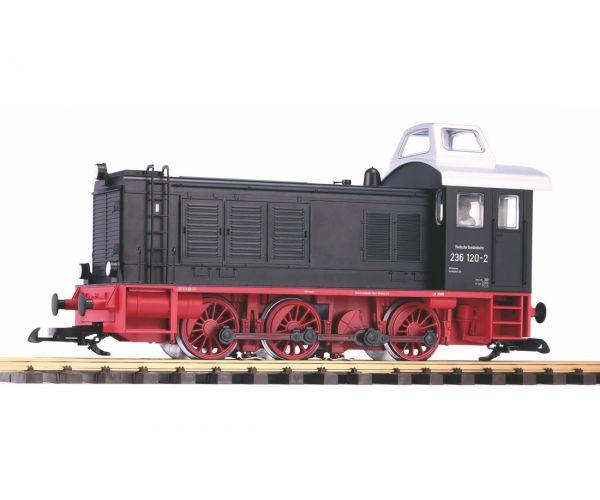 Piko 37532 Dízelmozdony V36 120-2, tetőfülkével, DB III