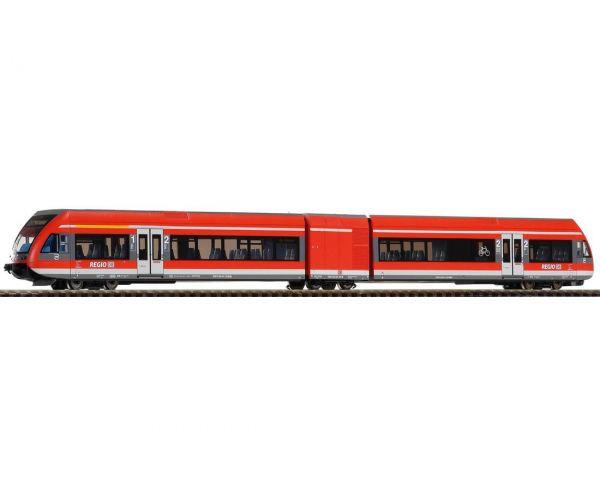Piko 40220 Dízel motorvonat GTW 2/6 BR 646 DB AG VI