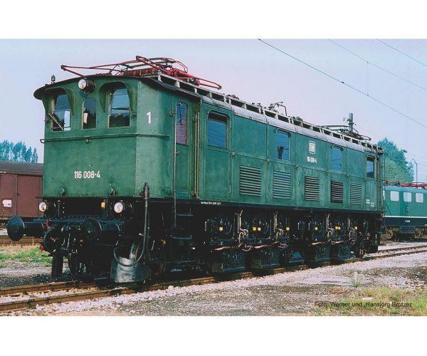 Piko 40351 N-villanymozdony/Soundlok BR 116 DB IV + Next18 dec.