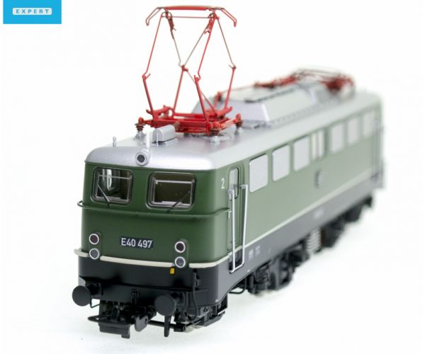 Piko 51738 Villanymozdony E 40, DB III
