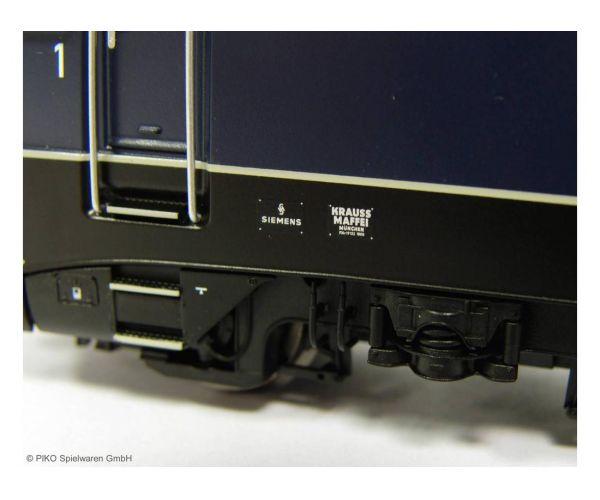 Piko 51800 Villanymozdony E10 418, DB III