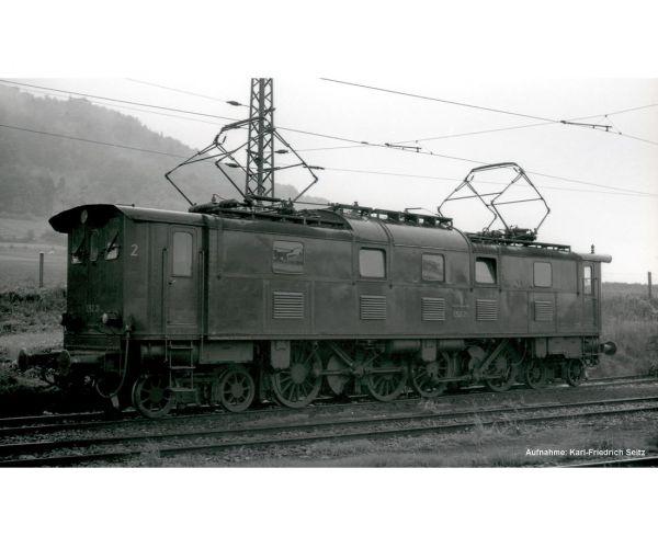 Piko 51822 Villanymozdony E 52, DB III, hangdekóderrel