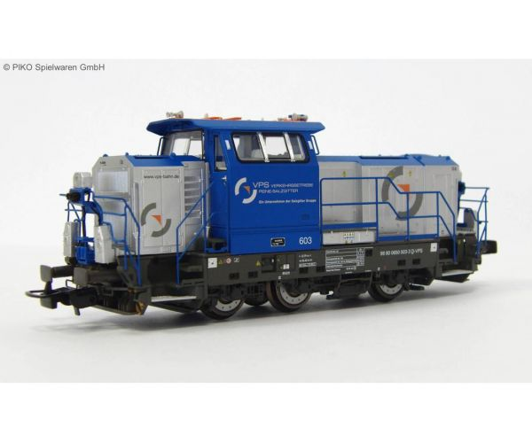 Piko 52652 Dízelmozdony BR 650 003-3 Vossloh G6, VPS VI