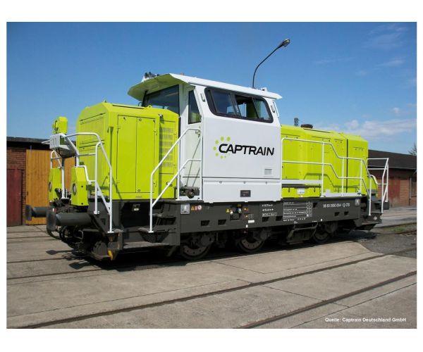 Piko 52658 Dízelmozdony Vossloh G6 Captrain, VI