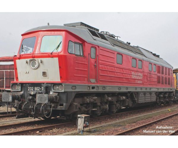 Piko 52768 Dízelmozdony BR 232 906-8 Ludmilla, DB AG/NL VI