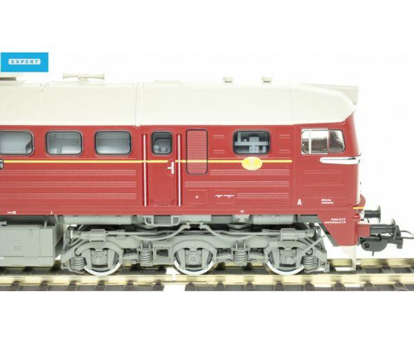 Piko 52800 Dízelmozdony BR V 200 026 Szergej, DR III