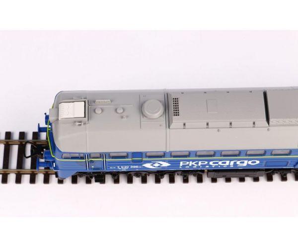 PIKO 52812 Dízelmozdony ST44 (M62) 630 296-2, PKP Cargo VI