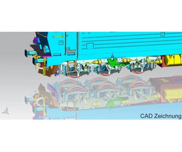 Piko 52860 Dízelmozdony SU46 012, PKP IV