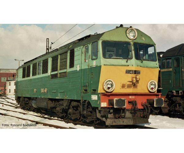 Piko 52860 dízelmozdony BR SU46 PKP IV + DSS PluX22