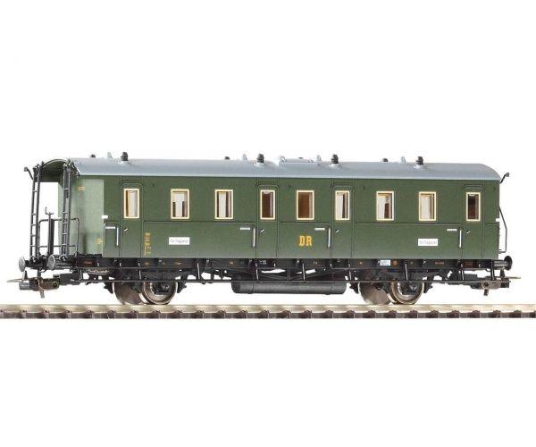 Piko 53169 Személykocsi poggyászszakasszal 2.o. Bdtr, Sachsen, DR III
