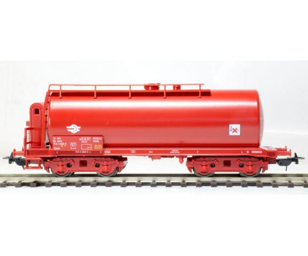 MÁV tartálykocsi, gázolaj szállító