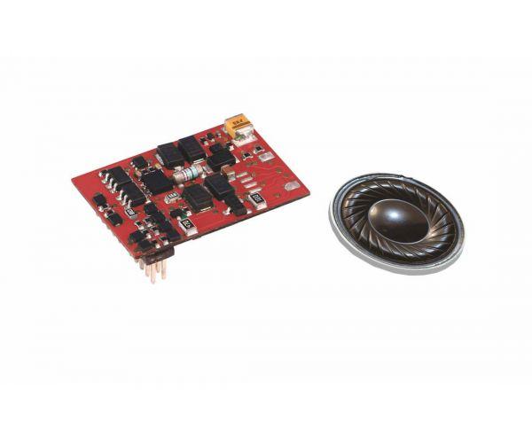 Piko 56420 PIKO SmartDecoder 4.1 Hangdekóder hangszóróval Rh 1041 villanymozdonyhoz