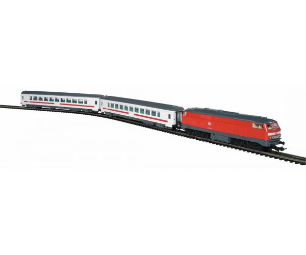 Piko 57095 My Train startszett BR 218 dízelmozdony IC személyvagonokkal