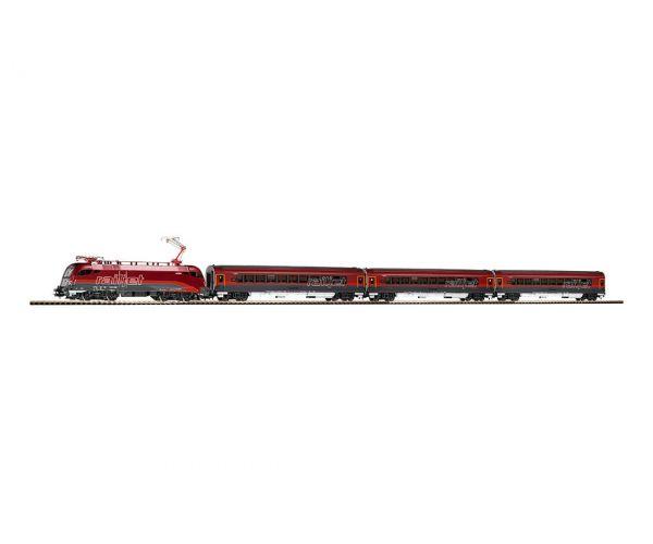 Piko 57172 Startszett Railjet ÖBB VI