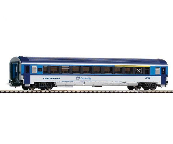 Piko 57641 Gyorsvonati büfékocsi Railjet, CD VI