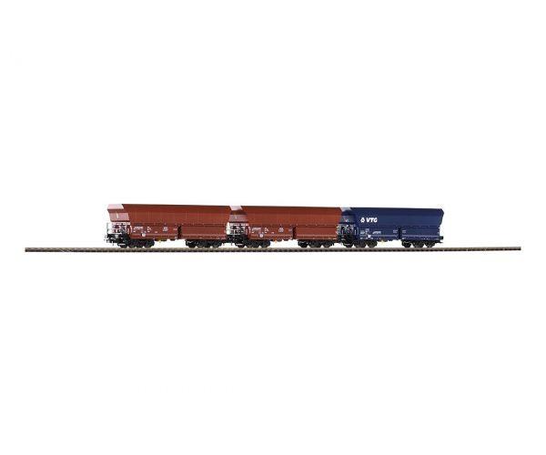 Piko 58345 Zúzalékszállító szett Falns OnRail/VTG VI