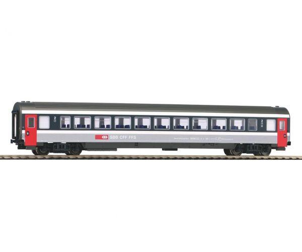 Piko 58669 Személykocsi 2.o. Bpm, Eurocity, SBB V