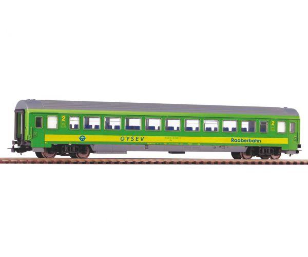 Piko 58677 Személykocsi 2.o., GySEV VI