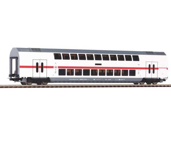 Piko 58802 Emeletes személykocsi 1.o. DBpza, IC-festés, DB AG VI