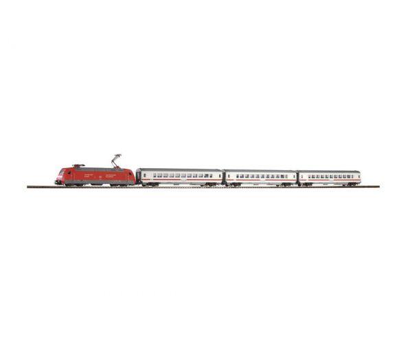 Piko 59100 Startszett BR 101 villanymozdony IC személykocsikkal DB AG V