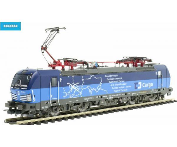Piko 59182 Villanymozdony BR 383 001-5 Vectron, CD Cargo VI (négyáramszedős)