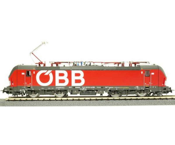 Piko 59185 Villanymozdony BR 193 001-4 Vectron, négyáramszedős, ÖBB VI