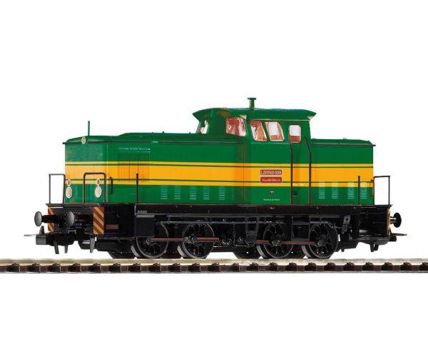Piko 59433 Dízelmozdony BR 106 LDHV60-008, CD magánvasút IV