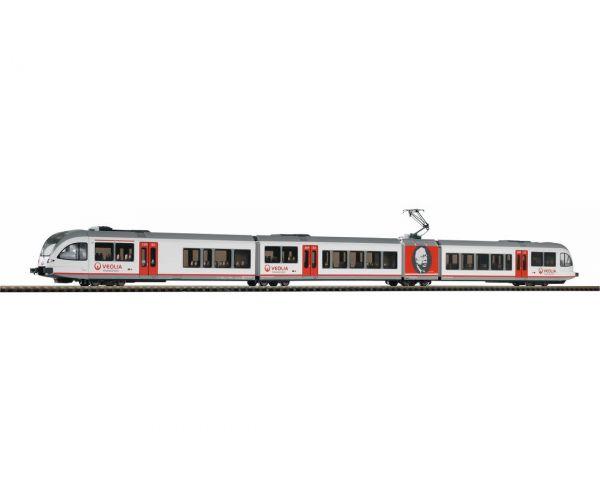 Piko 59536 Elektromos motorvonat GTW 2/8, Veolia VI
