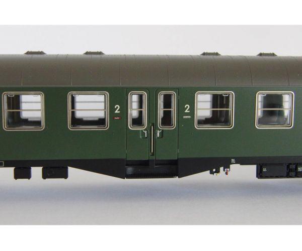 Piko 59680 Személykocsi 2.o. Bym, középajtós, DB IV