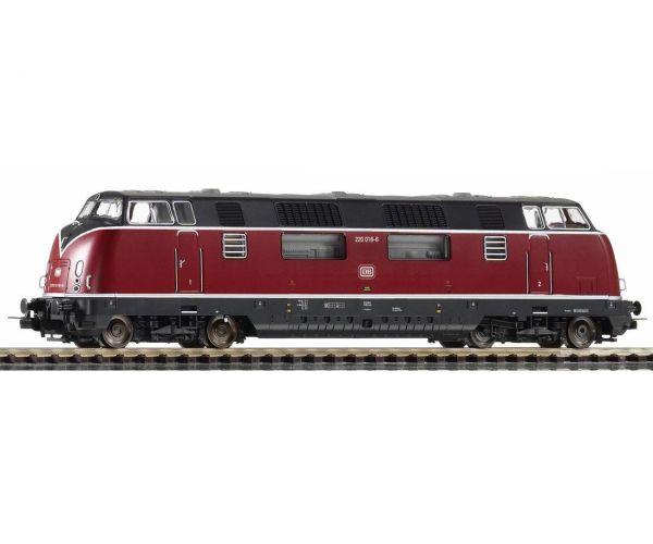 Piko 59702 Dízelmozdony BR 220 025-1 DB IV új pályaszám