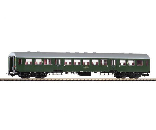 Piko 96648 Ingajárati személykocsi 2.o. Bwixd 120A 534-4, PKP IV