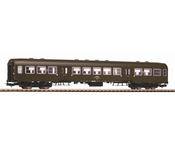 PIKO 96658 Személykocsi 2.o. 120A, PKP V
