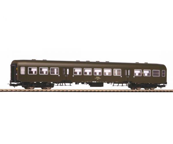 PIKO 96659 Személykocsi 2.o. 120A, PKP V, 2. pályaszám