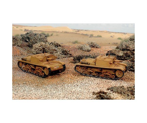 Italeri 7519 SEMOVENTE M40 da 75/18
