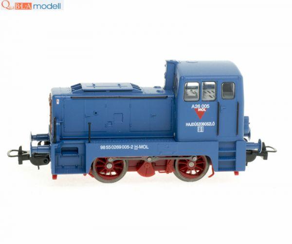 QuaBLA 11265 Dízelmozdony A26 005, MOL Rt Hajdúszoboszló VI