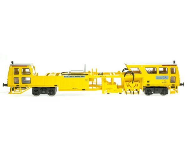 QuaBLA 11521.2 Sínaláverő (vágányszabályozó) gép Plasser-Theurer ASA-221, MÁV IV-V, mozdonydekóderrel